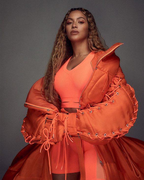 Beyonce x adidas x Ivy Park / Fotografía de Instagram.