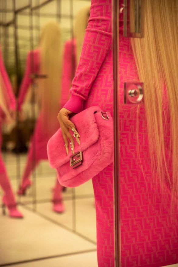 Bad Gyal para Vogue España 2020. / Fotografía de César Segarra