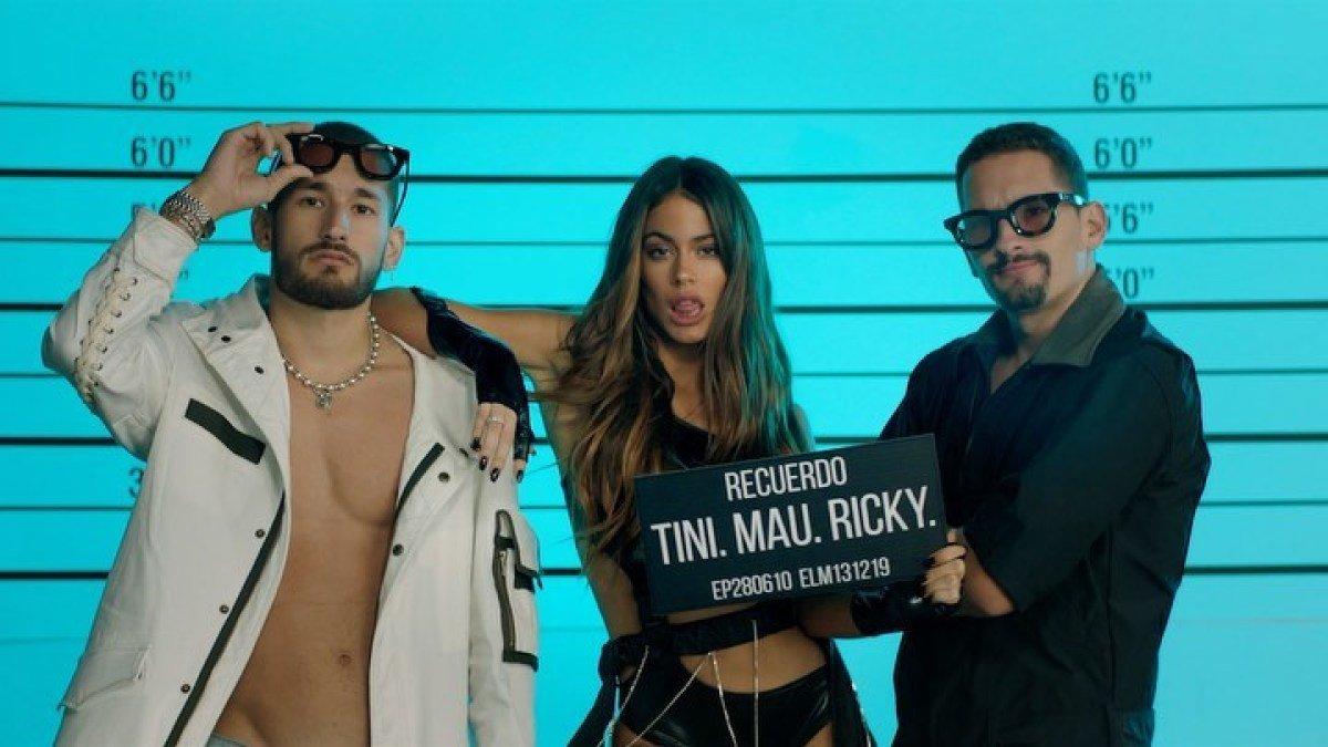 TINI x Mau y Ricky