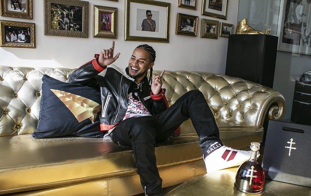 Mozart La Para tendrá a Chris Brown en su nuevo disco