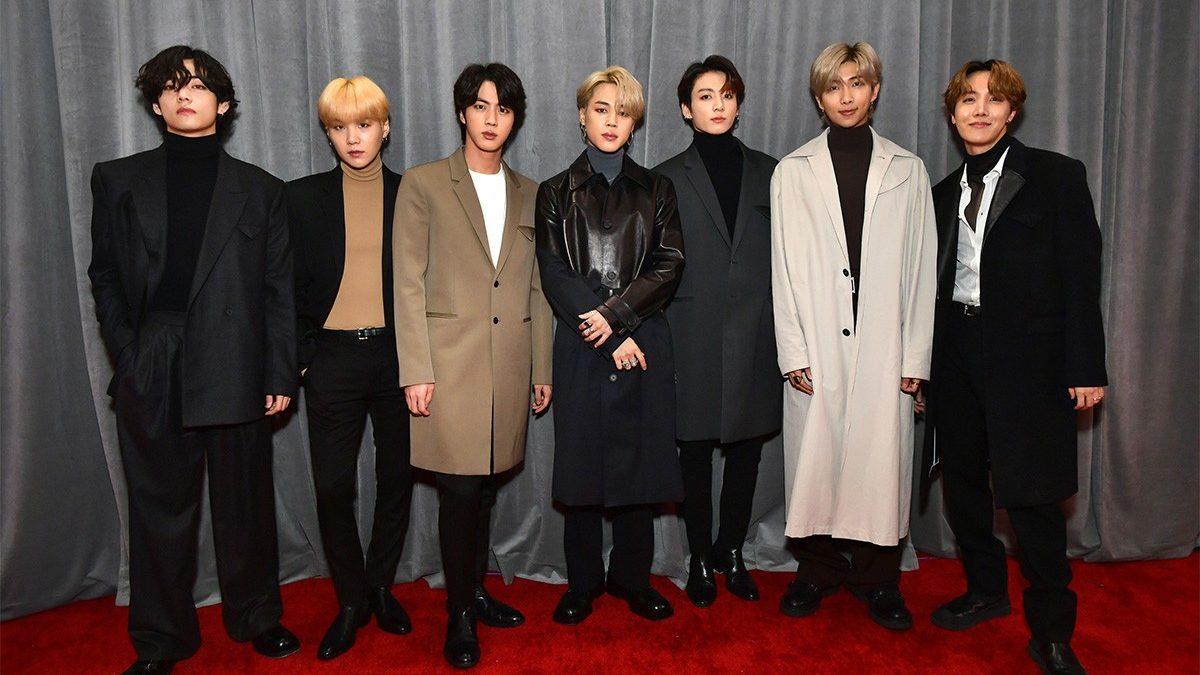 El grupo BTS donó US$1 millón a Black Lives Matter