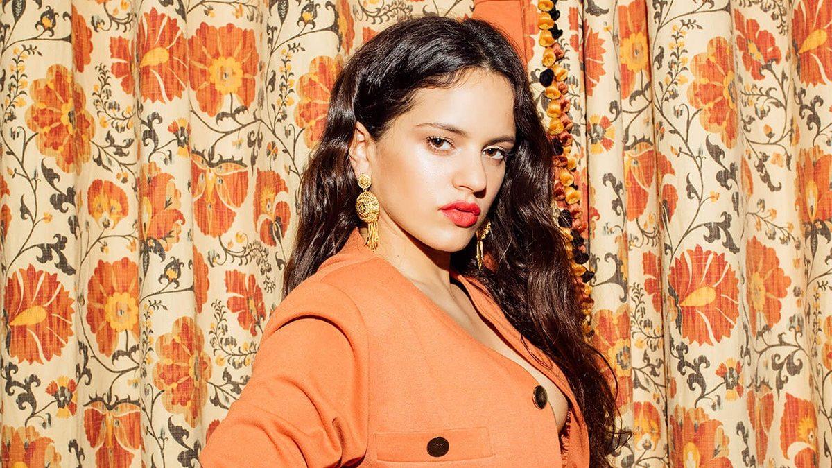 """Rosalía conmueve a sus fans con su cover de """"La Llorona"""""""