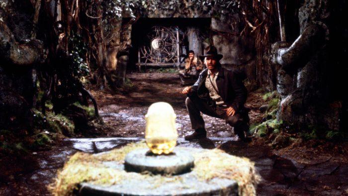 Indiana Jones y el reino de la calavera de cristal pelicula netflix