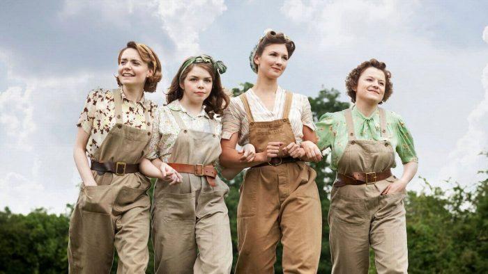 Land Girls series netflix