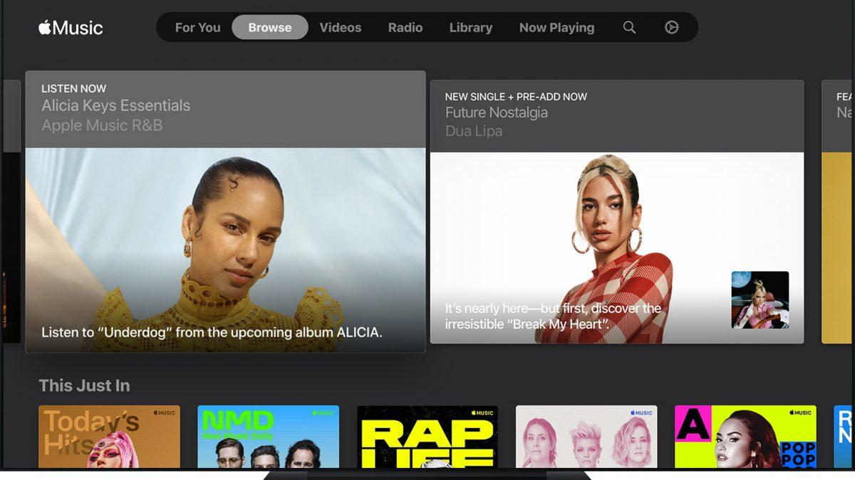 Apple Music TV, un canal de música las 24 horas