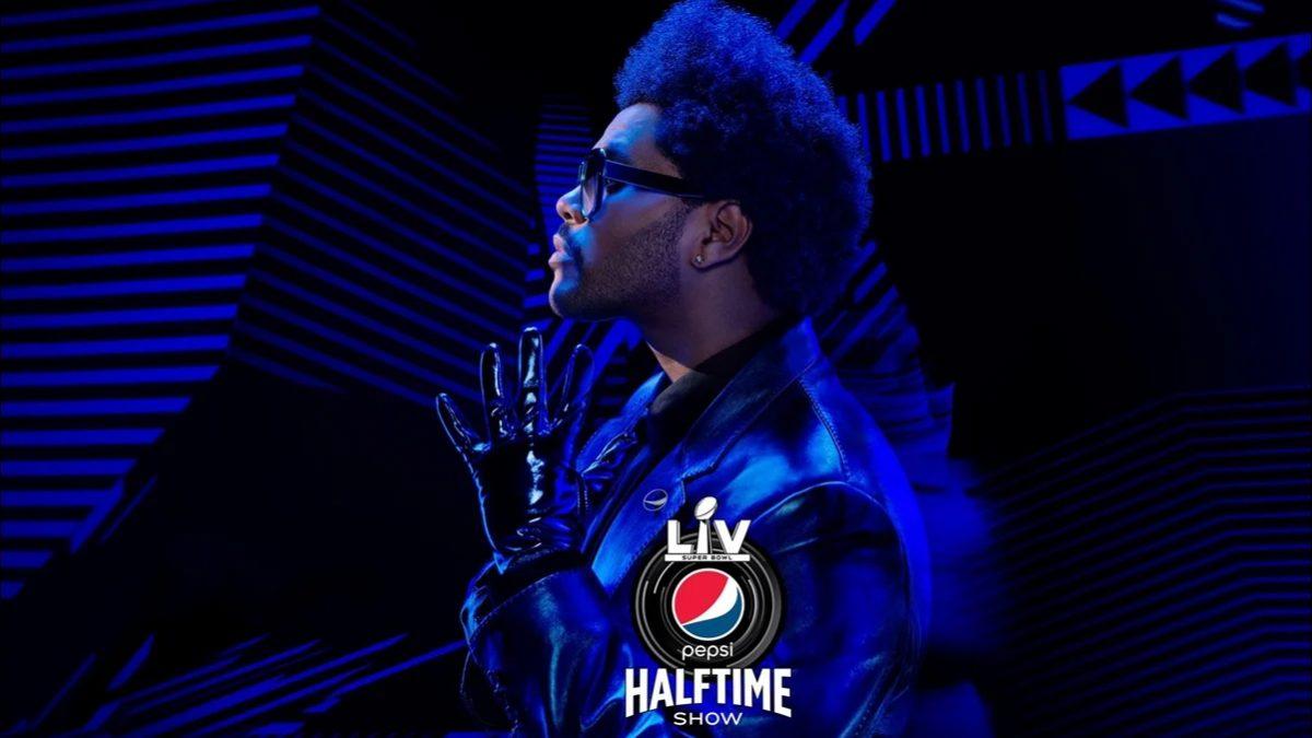 The Weeknd estará a cargo del Halftime Show del Super Bowl 2021