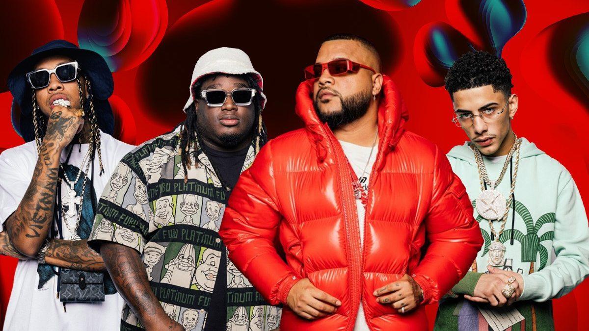 """Dimelo Flow recluta a Sech, Tyga y J.I en """"Girl Like You"""""""