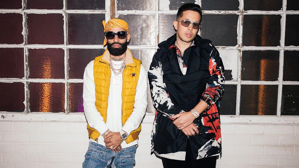 """De La Ghetto y Arcángel se reúnen para el video de """"Me Acostumbré"""""""