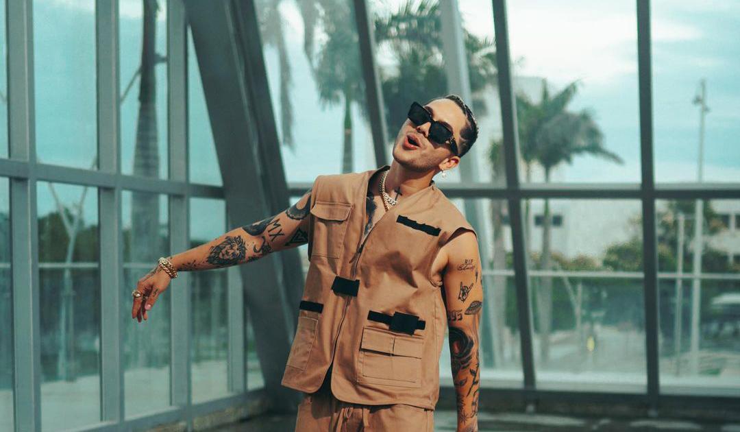 "JD Pantoja lanza su primer single del 2021, ""Santa Paloma"""