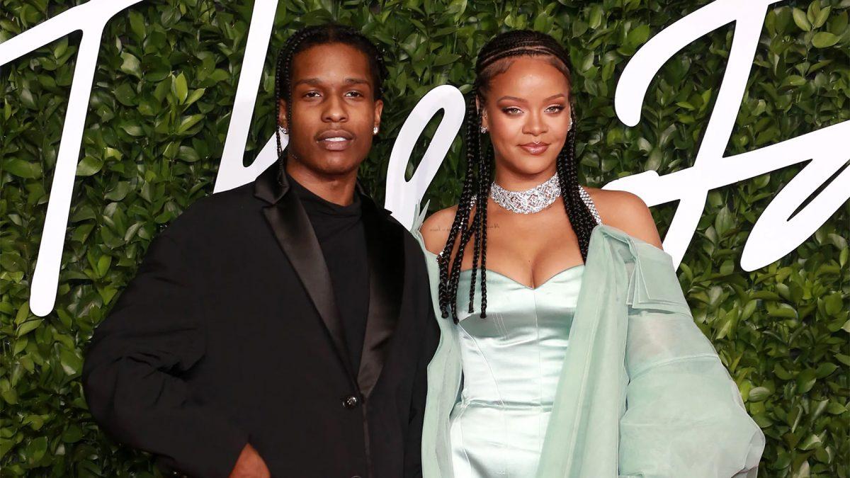"""""""Es el amor de mi vida"""": A$AP Rocky sobre relación con Rihanna"""