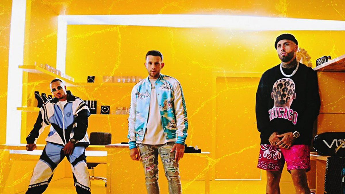 Messiah lanza 'Millonario (Remix)' junto a Nicky Jam y Ozuna
