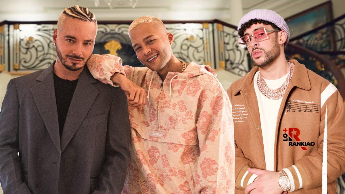 Nio Garcia reúne a J Balvin y Bad Bunny para 'AM (Remix)'