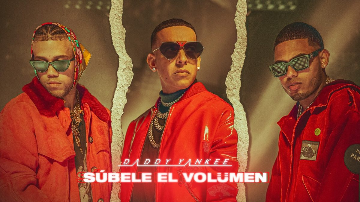 """""""Súbele El Volumen"""", a lo nuevo de Daddy Yankee, Myke Towers y Jhay Cortez"""