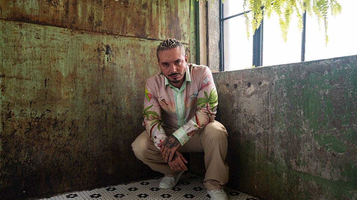 J Balvin domina los charts globales con 3 canciones