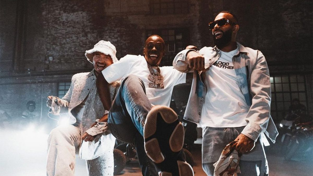 "Eladio Carrión y J Balvin lanzan ""TATA Remix"" con Daddy Yankee y Bobby Shmurda"