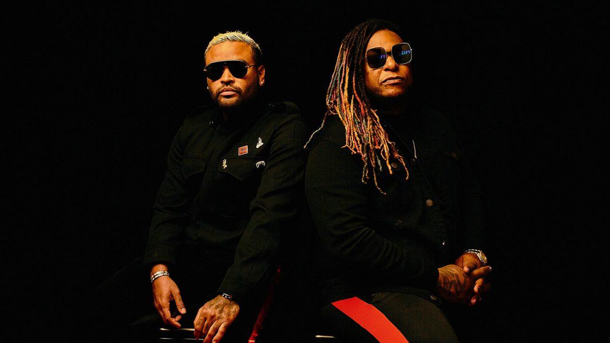 Zion & Lennox presentan su nuevo disco 'El Sistema'