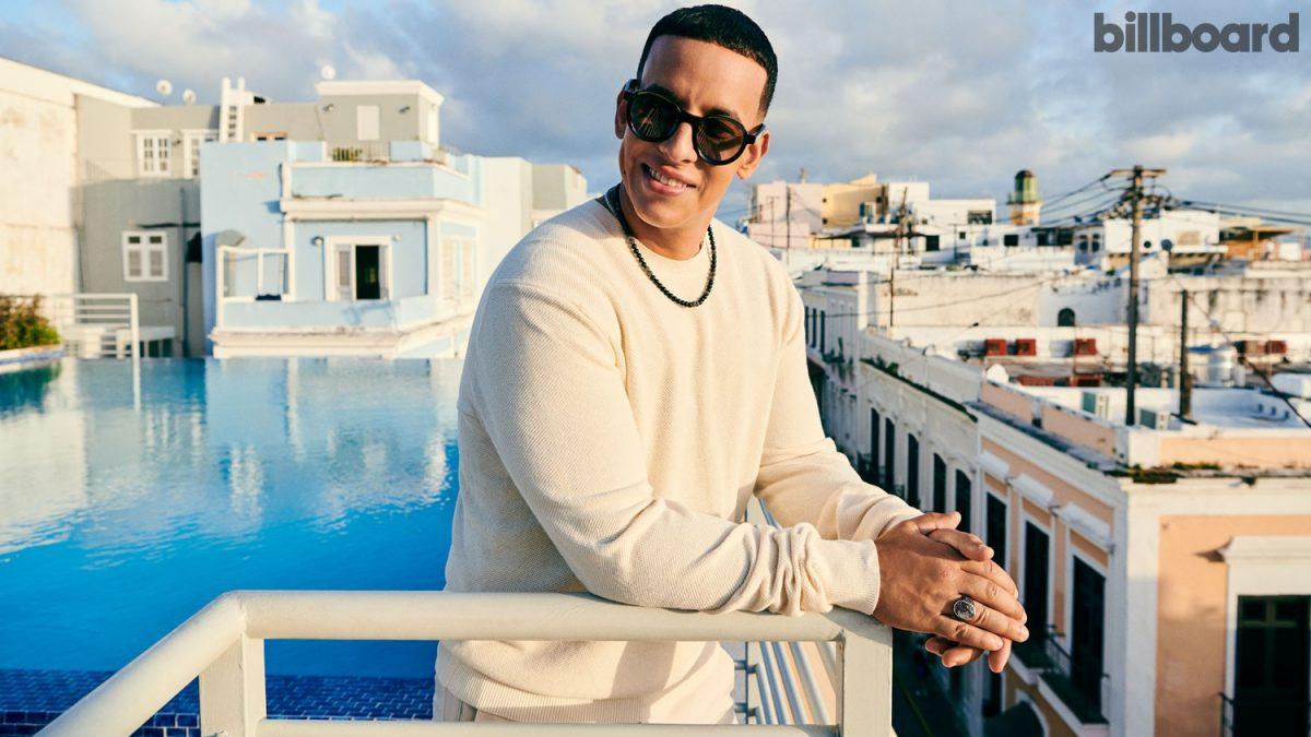 Daddy Yankee protagoniza nueva portada de Billboard