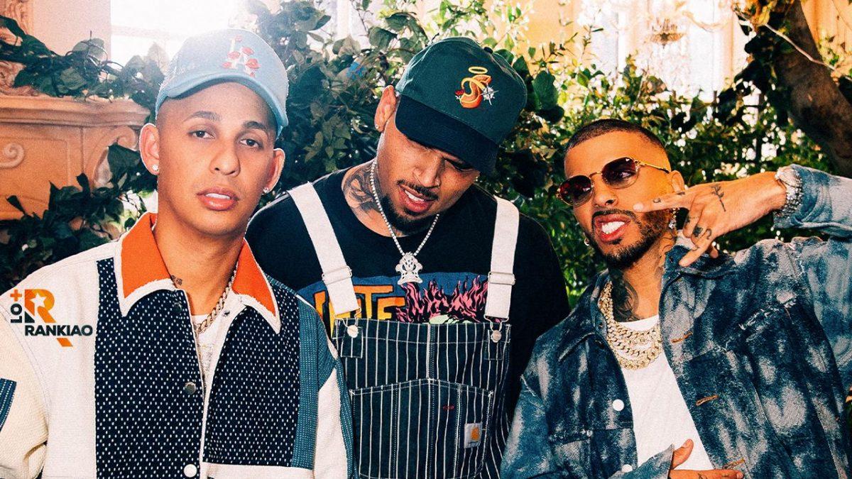 Rvssian reúne a Rauw Alejandro y Chris Brown en el temazo 'Nostálgico'